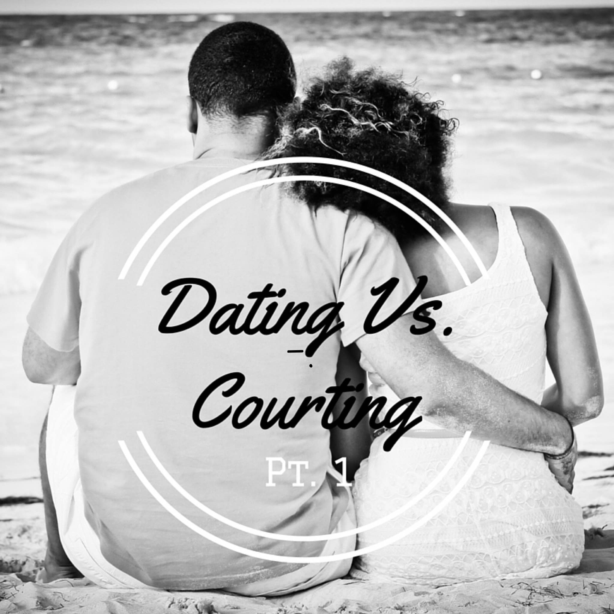 Meaning of courtship and dating