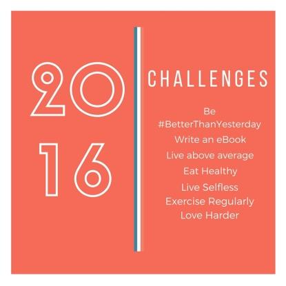 #2016 Challenges